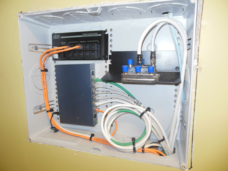 structured wiring services in atlanta rh landryluxury com New Home Network Wiring Design Structured Wiring Home Network