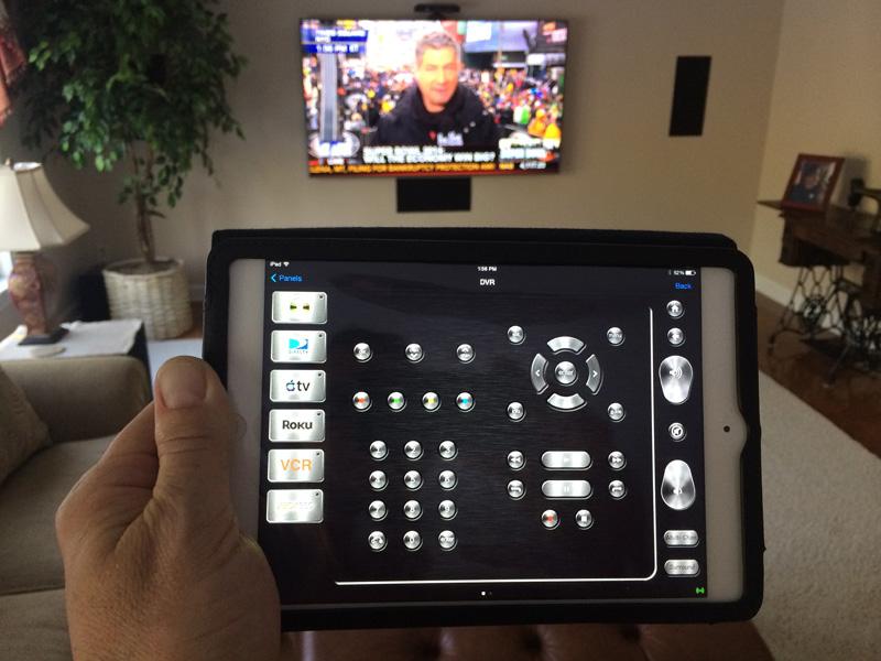 Universal Remotes Custom Tablet Remotes Atlanta
