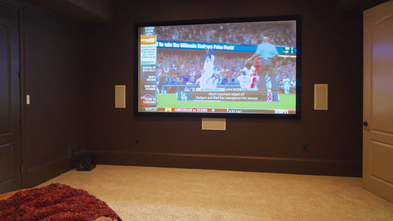 Atlanta Home Theaters Installation And Design