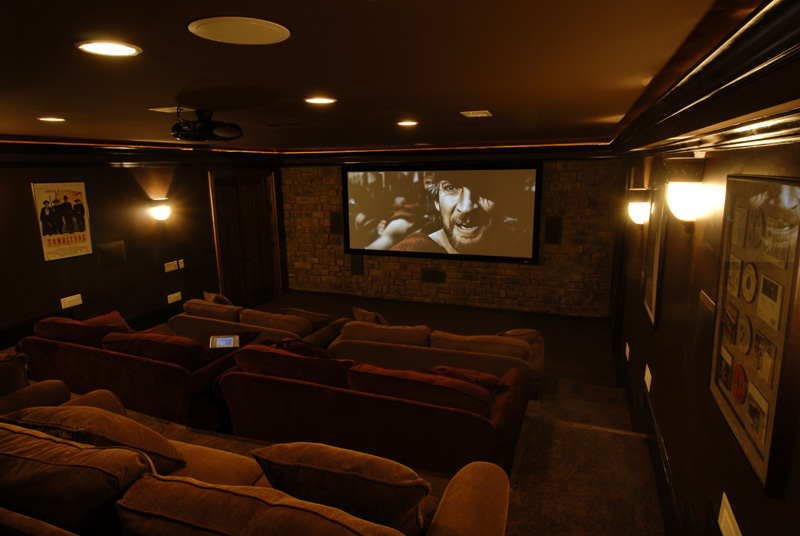 Atlanta Home Theaters Installation And Design