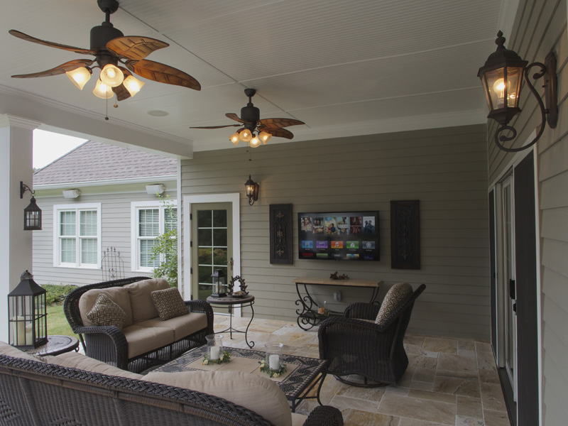 Outdoor Tv  U0026 Speaker Installations In Atlanta